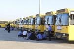 انتقال زائران به کربلا با هزار اتوبوس ايرانی انجام می شود