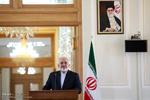 ظریف، ترکیه و روسیه را به خویشتن داری دعوت کرد