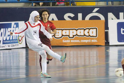 Iran loses Women's Futsal World Cup opener