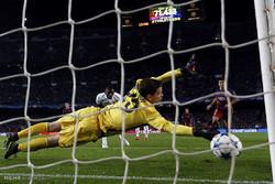 برتری بارسلونا مقابل آ اس رم