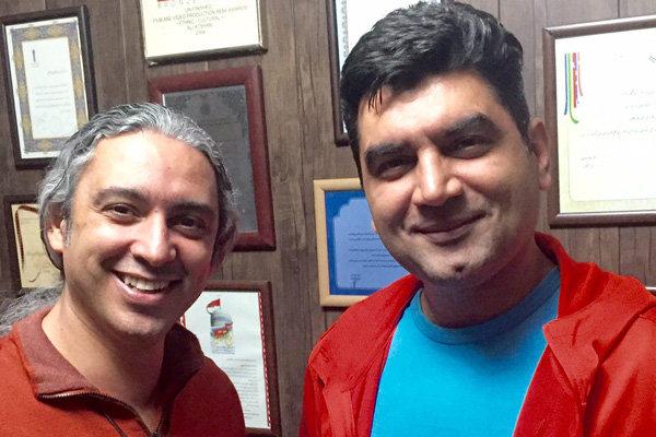 علی عطشانی و مازیار فلاحی