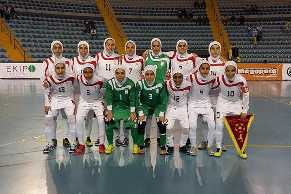 Iran, Japan find similar fate in Futsal World Cup