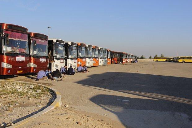نرخ کرایه سواری بین شهری استان مازندران فعالیت روزانه ۳۰۰۰ دستگاه اتوبوس برای بازگشت زوار   آفتاب