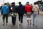 راهپیمایی عظیم زائران اربعین حسینی -1