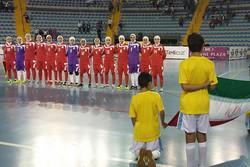 اسامی بازیکنان تیم ملی فوتسال زنان اعلام شد