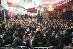 اقامة مراسم العزاء الحسيني في النجف الاشرف
