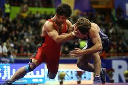 ايران تحرز لقب بطولة تختي الدولية بالمصارعة الحرة