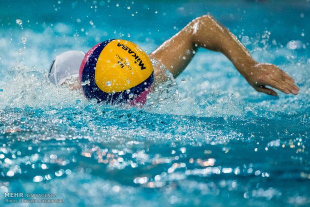 Iran lands 3rd at Asian Junior Water Polo C'ship