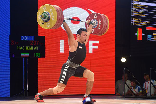 Weightlifters to leave for Ashgabat