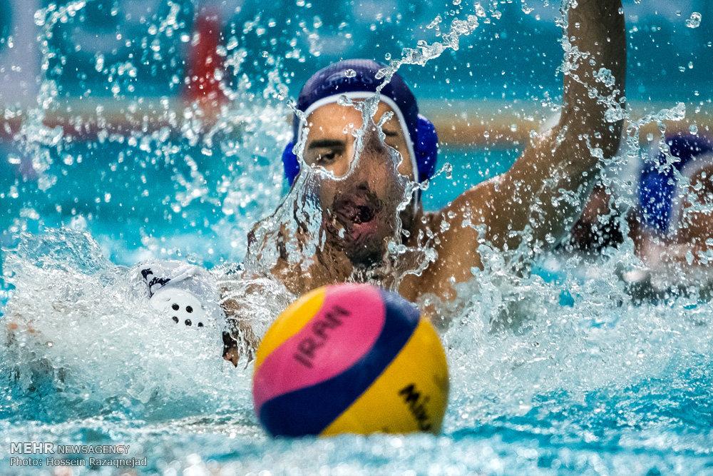 تیم ایران با شکست برابر چین چهارم شد