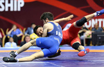 Bimeh Razi atop World Wrestling Clubs Cup