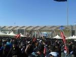 مهران غوغای کربلاست/تردد ۷۰۰ هزار نفری از مرز مهران