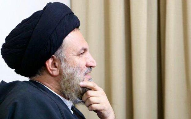 آیت الله سید شرف الدین ملک حسینی نامزد انتخابات خبرگان رهبری شد