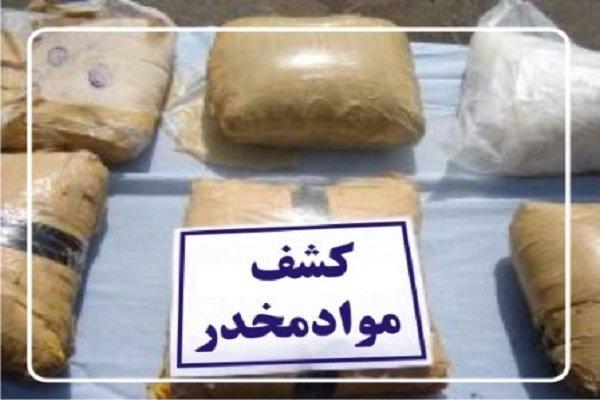 ۶۲۰ کیلوگرم مواد مخدر در سیستان و بلوچستان کشف شد