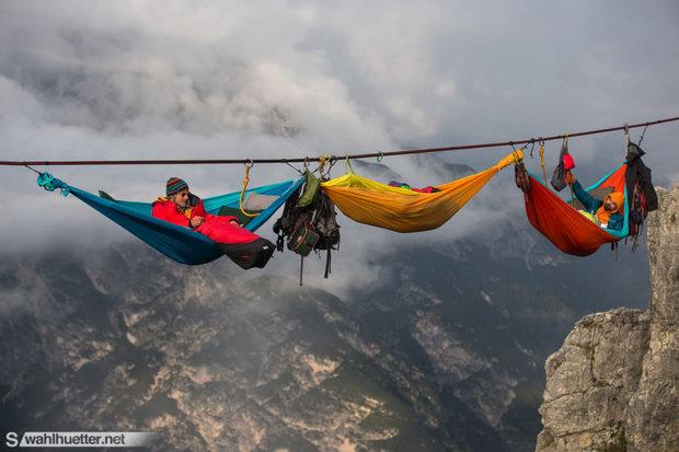 خطرناک ترین رختخواب دنیا