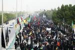 راهپیمایی عظیم زائران اربعین حسینی -3