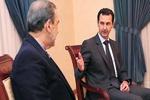 «ولایتی» با «بشار اسد» دیدار کرد