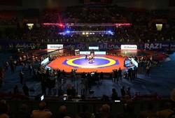 Tehran to host Takhti Cup