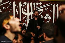 مداحی عربی میثم مطیعی در لبنان/ تجلیل از حزب الله قهرمان