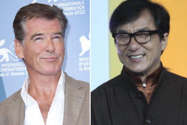 جیمز باند سابق با جکی چان همراه میشود
