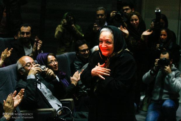 Veteran Iranian actress Shahla Riahi passes away