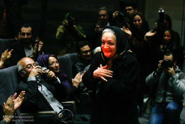 Veteran Iranian actress Shahla Riahi passes away