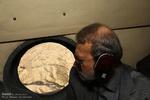 بازدید  رئیس مجلس شورای اسلامی از مرز مهران