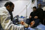 خدمات رسانی شهرداری تهران به زائران اربعین حسینی