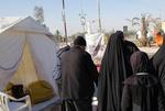 اعزام۱۰۰ پزشک از قرارگاه جهادی امام رضا(ع) به کربلا