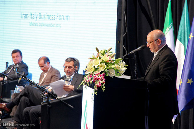 Iran-Italy Business Forum