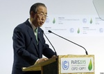 Ban demands lasting, dynamic and supportive climate agreement