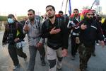 صحنههای شور حسینی عجیبی را در مرزها میتوان مشاهده کرد