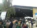 بازگشت ۱۰۰ هزار زائر به کشور از طريق مرز مهران