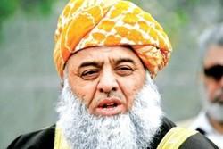 پاکستانی حکومت کا فضل الرحمن  کے خلاف عدالت میں جانے کا فیصلہ