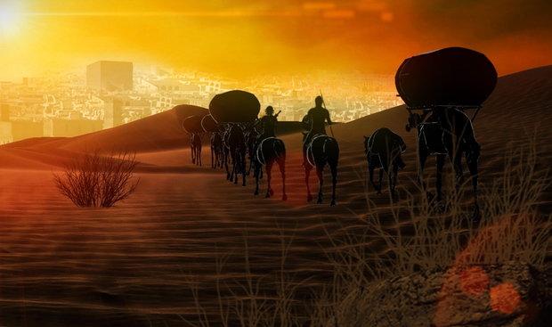 فیلم/ عاشورا به روایت انیمیشن «ناسور»