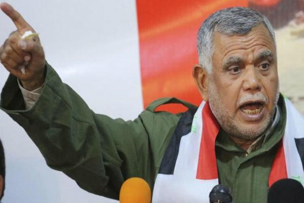 بیانیه هادی العامری درباره علت جدایی ائتلاف فتح از ائتلاف النصر