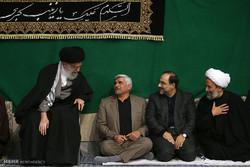 إقامة مراسم أربعين الإمام الحسين بحضور قائد الثورة الإسلامية