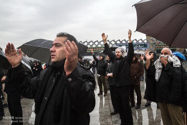 راهپیمایی عظیم اربعین حسینی در تهران-3