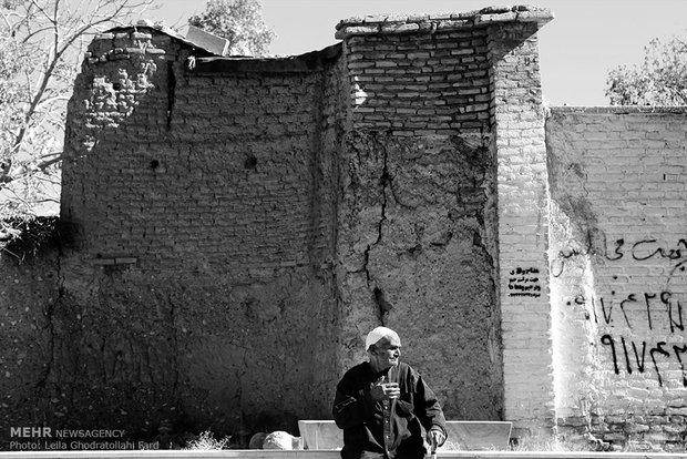 Arbaeen mourning in Shiraz