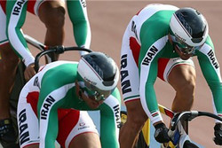 Iran wins second gold in Asian Cycling Champs.