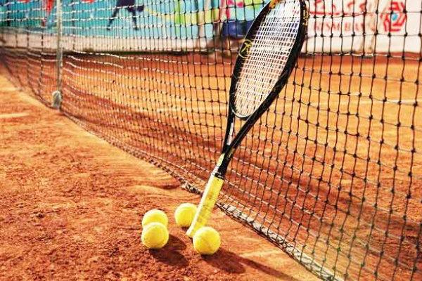 قیمت زمین تنیس