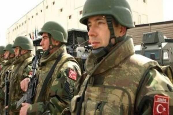 نظامیان ترکیه به دنبال آموزش نیروهای عراقی نیستند
