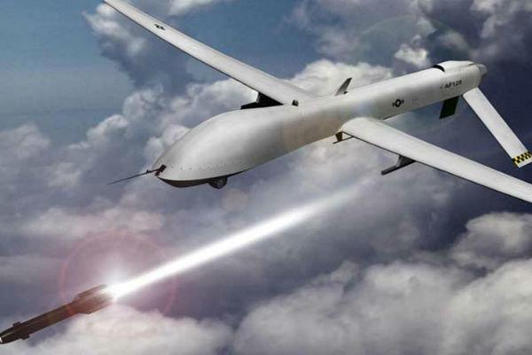 پهپاد آمریکائی در بگرام افغانستان سقوط کرد