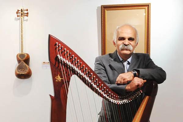 ساز مرده ایرانی را زنده کردهام/ نیازی به حمایت ندارم