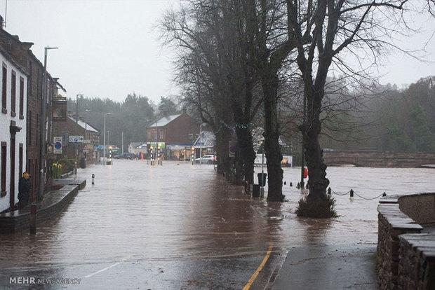 امریکہ میں شدید طوفان میں کم از کم 11 افراد ہلاک