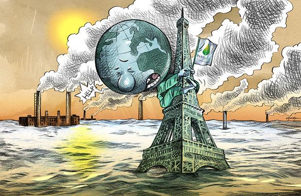 برترین کاریکاتورهای ۱۵ آذر ۹۴