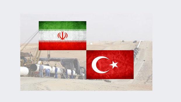 iran turkey pipeline