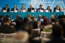 همایش راهبردی توسعه همکاری های ایران و فنلاند