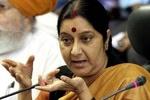 ہندوستانی وزیر خارجہ کا پاکستانی مریضوں کو ویزے جاری کرنے کا اعلان