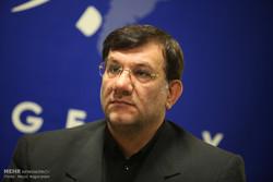 علی مرادی رئیس فدراسیون وزنه برداری